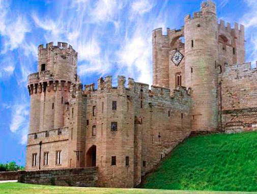 莎士比亚故居华威城堡一日游【伦敦线】