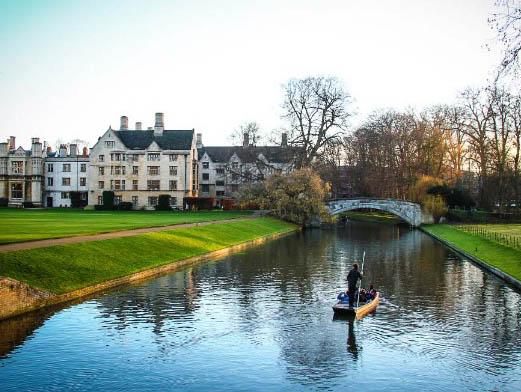 剑桥一日深度游