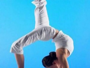 活力瘦腹瘦身瑜伽视频