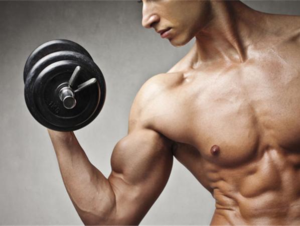 型男速造完美健身 十日集训快速塑形减磅塑肌结实肌肉健美匀称